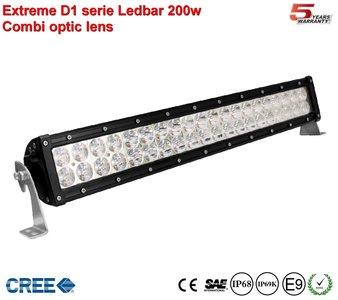 Extreme 20 inch ledbar 200w Combi AR Optics