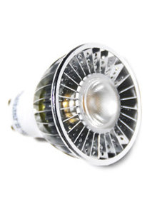 GU10-6watt Spot Warmwit CREE 410lum
