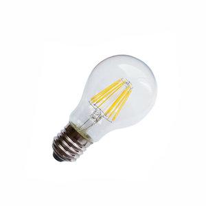 E27 Vintage Led lamp 6,5w Cool-wit Dimbaar