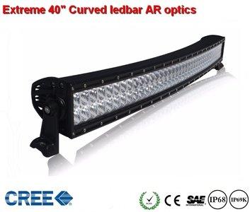 Extreme 40 inch Curved Ledbar 400w AR Optics  38.000 lumen