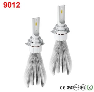9012 Led Canbus koplampen set 8.000 lumen flex-cool