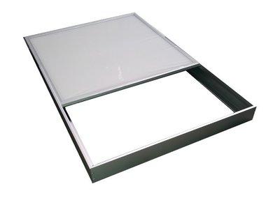 Montage frame 30x30 voor ledpaneel tegen plafond
