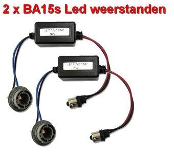 12Volt decoders voor BA15sLED lampen