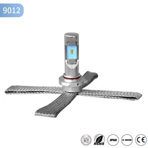HIR2 / 9012 Set Led G10 koplampen set 8.000 lumen copperflex