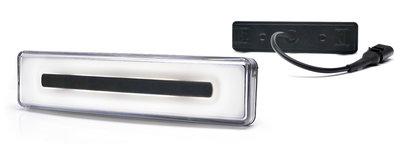 Scania Neon-Led toplicht Wit  E-keur