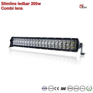 Extreme Slimline dual-row ledbar 21inch 200w 17.900 lumen